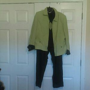 Women's 3 piece pant suit